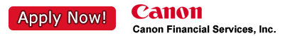 Apply Now! Canon Financial Services Lease Application