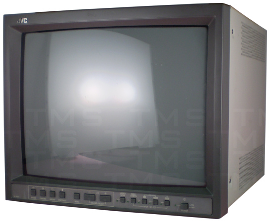 JVC TM-1650U 16-Inch Color CRT Monitor USED