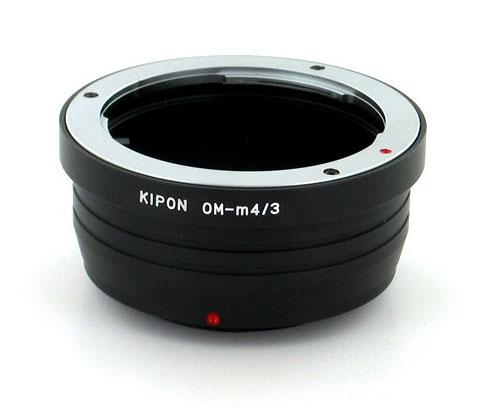 kipon om m4/3 olympus om lens to micro 4/3 camera body