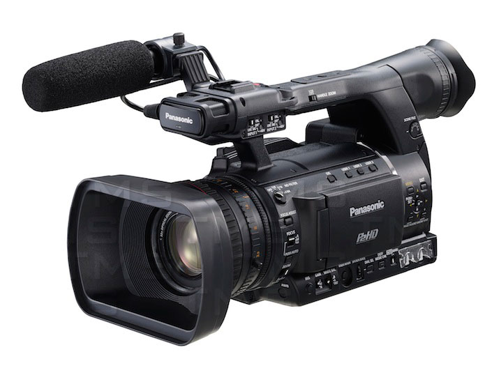 panasonic ag hpx255 p2 hd camcorder texas media systems. Black Bedroom Furniture Sets. Home Design Ideas