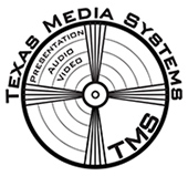 The Texas Media Systems Logo