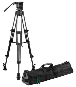 Libec RS-250M 13lb Payload Tripod System w/ Mid-Level Spreader