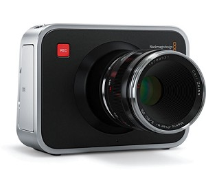 Blackmagic Cinema Camera EF-Mount - BMD-CINECAM26KEF