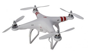 DJI Phantom Remote Contolled Quadcopter - CP.PT.000001