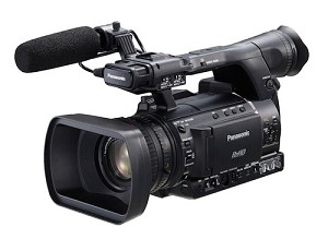 Panasonic AG-HPX255 P2 HD Camcorder