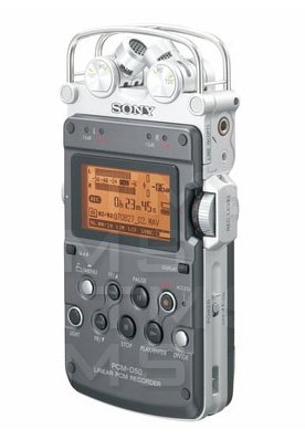Sony Pcdm50 Portable Digital Field Recorder Texas Media