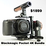 Blackmagic Design Pocket 4K Tilta Nucleus Nano Bundle