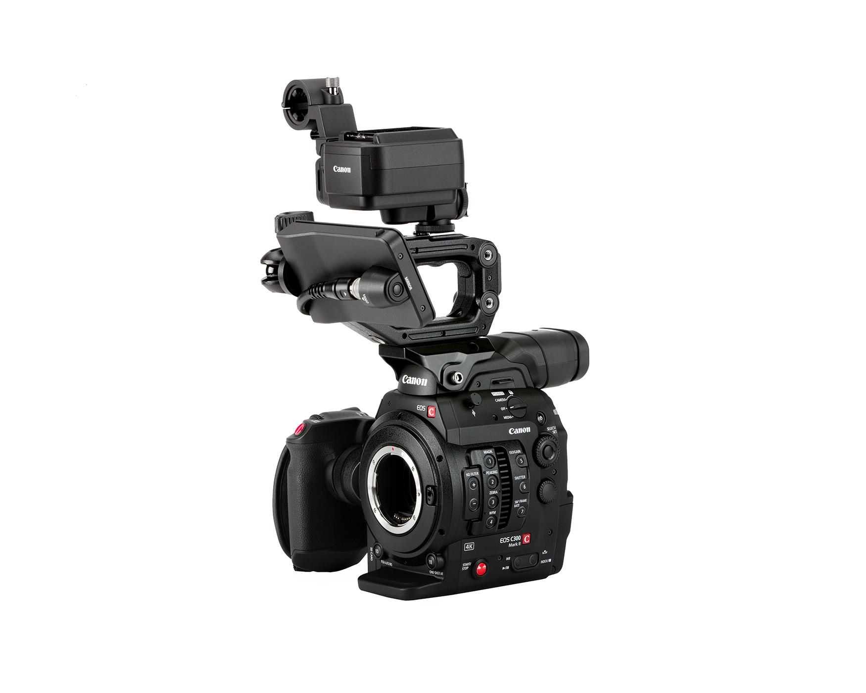Canon C300 Mark II Touch Focus Kit - 0635C032