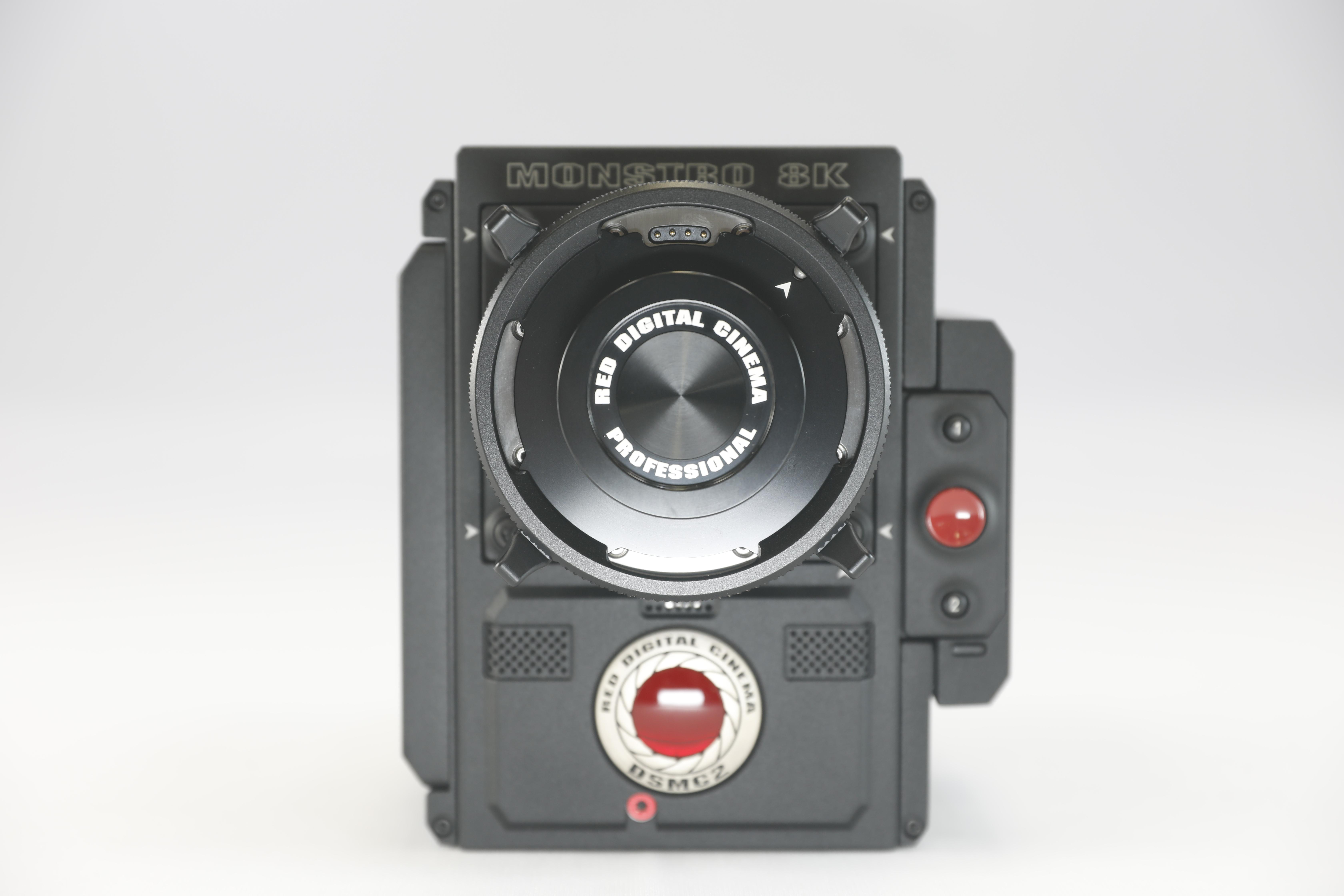 RED DIGITAL CINEMA DSMC2 BRAIN w/ MONSTRO 8K VV - 710-0303 DEMO