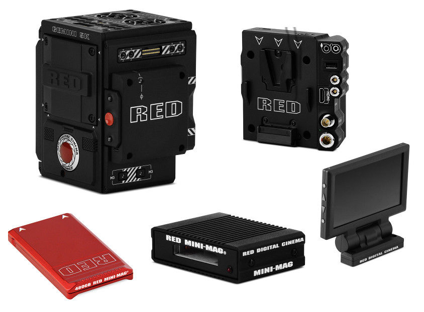 RED DIGITAL CINEMA DSMC2 w/ GEMINI 5K Essentials Kit