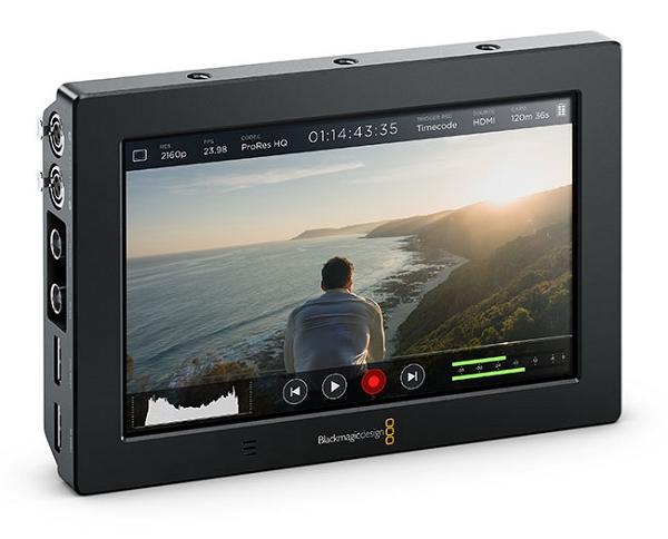 Blackmagic Design Video Assist 4K Recorder/Monitor | Texas ...