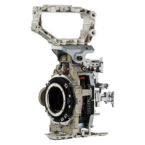 Canon C300 Mark II Cinema Camera EF-Mount 8 85 Megapixel - 0635C002