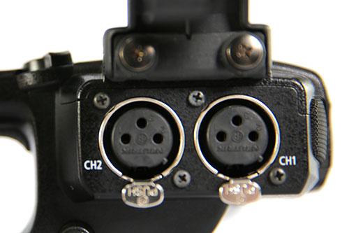 Canon C100 / C100 Mark II Handle Accessory for Cinema Cameras -  D87-0180-000 - USED