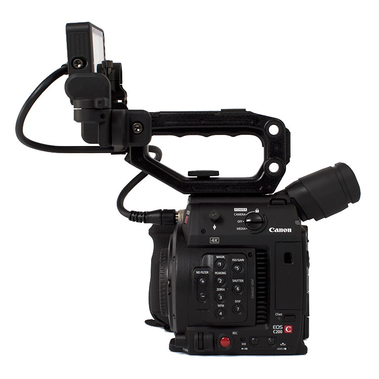 Canon C200 Digital Cinema Camera 4K RAW Internal - 2215C002