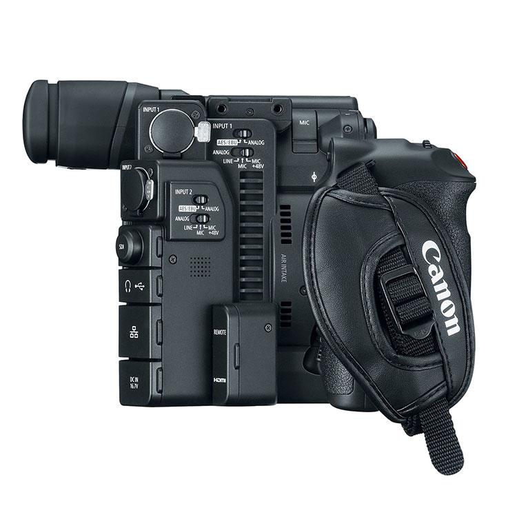 Canon C200 Digital Cinema Camera 4K RAW Internal - 2215C002