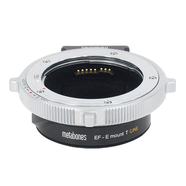 Metabones T CINE Canon EF to Sony E Smart Adapter MB_EF-E-BT6 ...