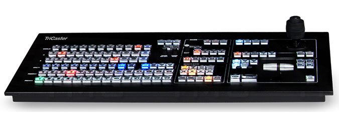 Newtek Tricaster 455 Tc455 Includes Control Surface