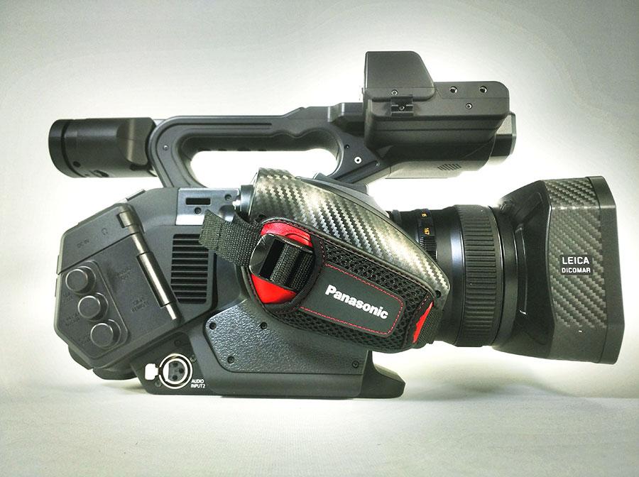 Panasonic AG-DVX200 4K Handheld Camcorder w/ 4/3 Fixed Lens B-STOCK