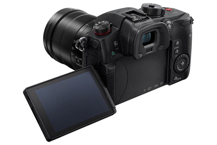 Panasonic LUMIX GH5S 4K DSLM Camera w/ 10 2 Megapixel High Sensitivity MOS  Sensor - DC-GH5S