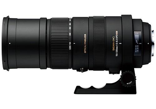 Sigma 150 500mm F5 6 3 Apo Dg Os Hsm Lens Canon Ef Mount