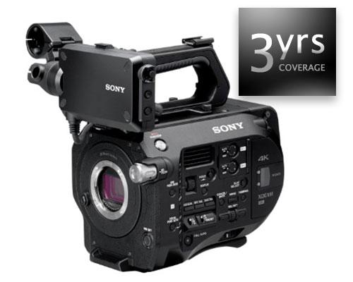 Sony 3-Year Extended Warranty + ADH $7501-$10000 (PXW-FS7) - PPPDI3A09 -  Texas Media Systems