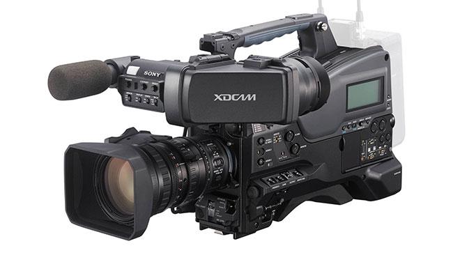 Sony Pxw X320 Xdcam Camcorder W 16x Servo Zoom Lens Texas Media Systems Austin Tx