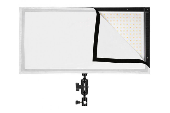 Westcott FLEX Bi-Color LED Mat Cine Set 1'x2' - Flexible, Dimmable, Water Resistant - 7561 DEMO