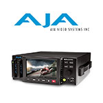 AJA Video Recorders