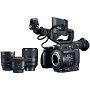Canon Cinema EOS C200 with Prime Lens Bundle EF Mount - 2215C021