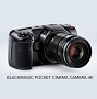 Blackmagic Design Pocket 4K Cinema Camera - CINECAMPOCHDMFT4K