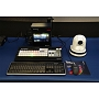 NewTek TriCaster Mini Advanced HD4i Bundle with Control Surface & Travel Case DEMO + Panasonic AW-HN38HWPJ + Luxul XMS-1010P