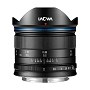 Venus Optics Laowa 7.5MM f/2 MFT Lens for Micro Four Thirds Black VE7520MFTSTBLK