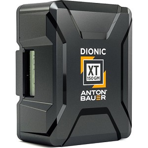 Anton Bauer Dionic XT150 Gold Mount Battery - DIONIC XT150GM