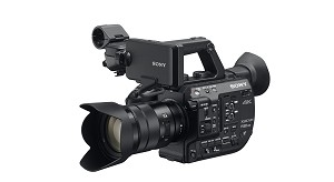 Sony 4K XDCAM Super 35mm Compact Camcorder - PXW-FS5M2