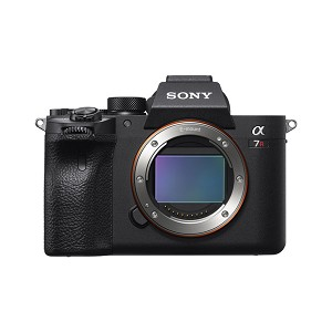 Sony Alpha A7R IV Full-frame Mirrorless Interchangeable-Lens Camera - ILCE7RM4/B