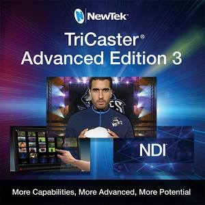 NewTek TriCaster Advanced Edition 3 Software Update for Advanced Edition Download