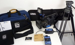 TMS - Panasonic AG-HPX170 Personal Production Package