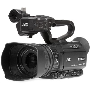 JVC 4KCAM Streaming Sports Production Camcorder - GY-HM250SP