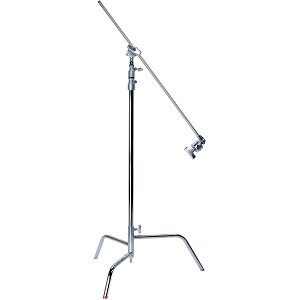 Matthews Studio Equipment Century C+ Stand with Turtle Base and Grip Arm Kit - 756140