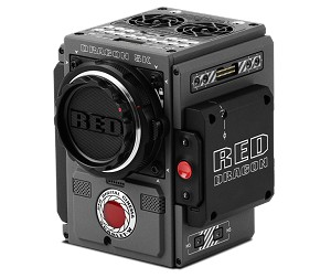 RED DIGITAL CINEMA SCARLET-W with RED DRAGON 5K sensor Standard OLPF - 710-0242-STD