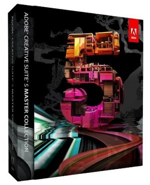 Adobe Creative Suite 5 Master Collection for Macs (65065891)