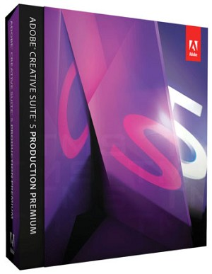 Adobe Creative Suite 5 Production Premium for Windows (65055082)