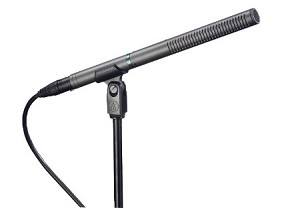Audio-Technica AT897 Line + Gradient Condenser Microphone