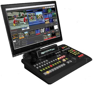 Broadcast Pix Slate 1000 Live Switcher and Control Panel