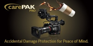 Canon CarePAK Pro for EOS Cinema Cameras 3-Year, $13,000-$15,999.99
