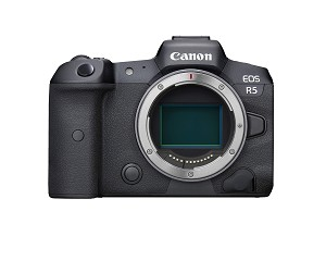 Canon EOS R5 Mirrorless Digital Camera Body Only