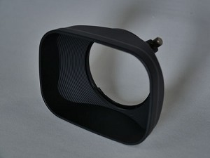Canon Lens Hood for XF105 or XF100 Camcorders - D52-0360