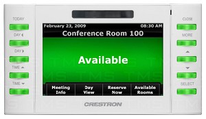 Crestron TPMC-4SM-W-S Isys 4.3-Inch Wall Mount Touchpanel