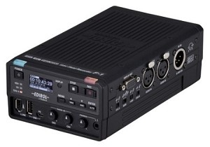 Edirol F-1 Video Field Recorder