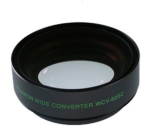 Fujinon WCV-82SC Wide Angle Lens Converter for JVC GY-HD100